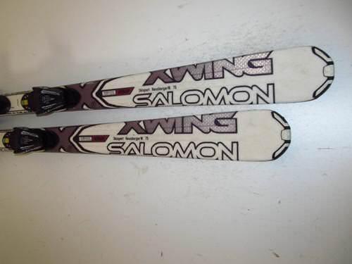 Ski Salomon X-Wing 6 R mit Bindung, 158cm (DD472)