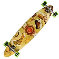 Havana Pintail Stogie Longboard