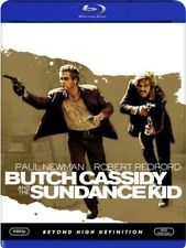 Butch Cassidy and the Sundance Kid (Blu-ray Disc, 2008)