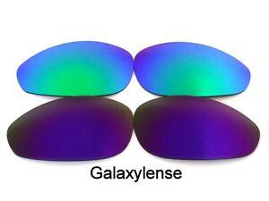 La imagen se está cargando Galaxy-Lentes-De-Repuesto-Para-Oakley -Chaqueta-Recta- b2a81bd77c