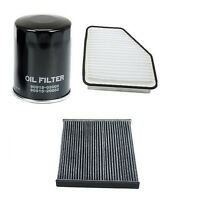 Lexus Sc430 02-10 V8 4.3l Tune Up Kit With Cabin Air Oil And Air Filters