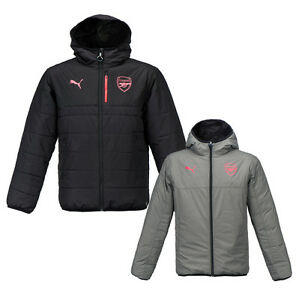 ca384a3f214e Image is loading Puma-Arsenal-Reversible-Jacket-751699-06-Soccer-Football-