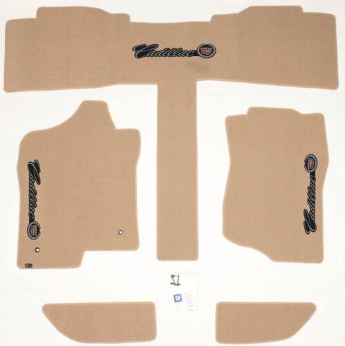 NEW Lloyd Mats 5 Piece Floor Mat Set 2007-2010 Cadillac Escalade ESV Tan w SWL