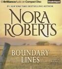 Boundary Lines: A Selection from Hearts Untamed by Nora Roberts (CD-Audio, 2015)