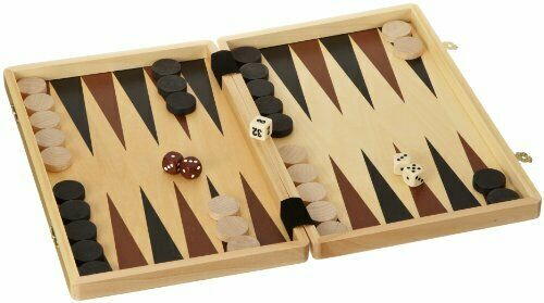 Philos Paros Backgammon Medium