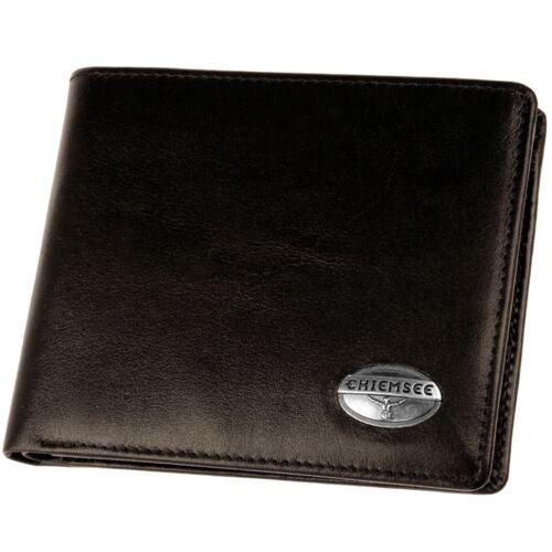 Chiemsee Portafoglio da Uomo Mens WALLET LEATHER PURSE Portafoglio Portamonete Nuovo