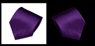 Herren Krawatte breit Seide Schlips klassisch Tie Hochzeit Business Binder dünn