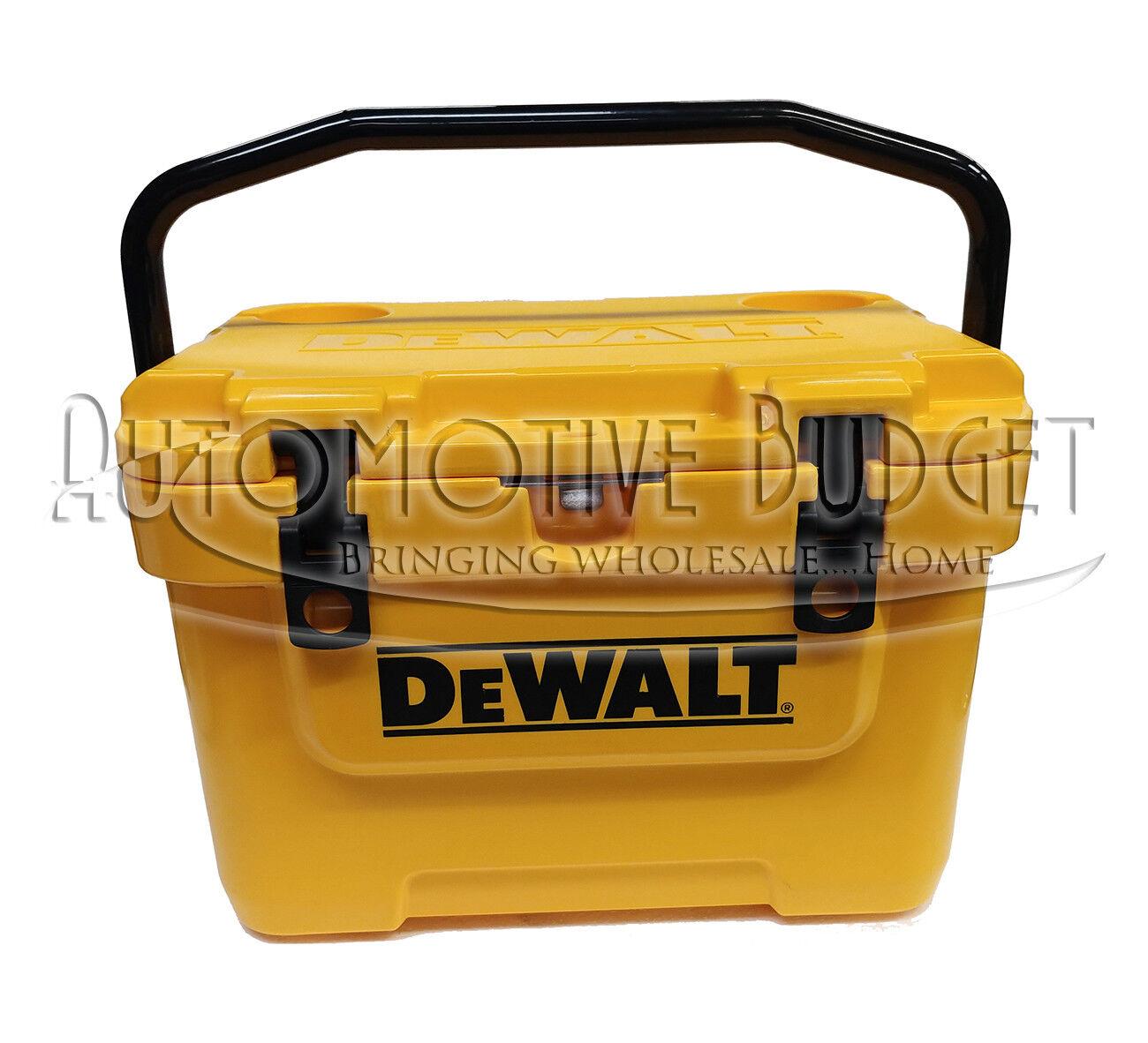 DeWalt Heavy Duty Cooler   Jobsite Lunchbox - 10QT capacity - NEW