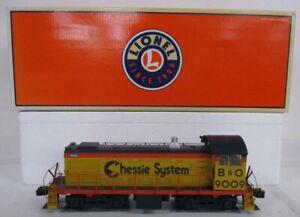 LIONEL 28548 CHESSIE SYSTEM ALCO S-4 DIESE