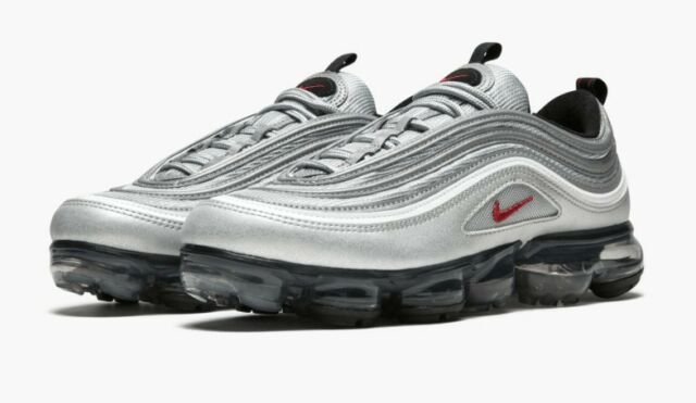 17e2e599116073 Nike Air Vapormax 97 Silver Bullet Size 8.5 Aj7291 002 for sale ...