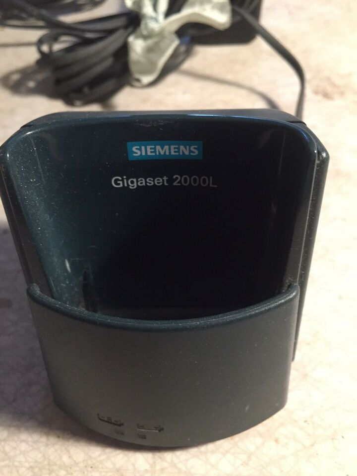 Siemens, Gigaset 2000C, God