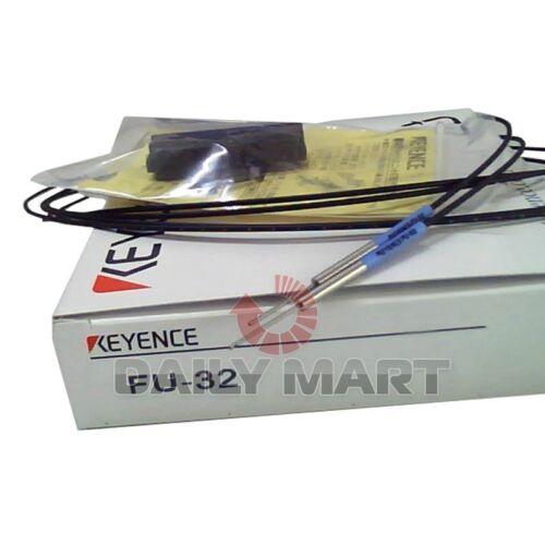 KEYENCE Digital Fiber Optic Sensor FU-32 FU32 New in Box NIB Free Shipping