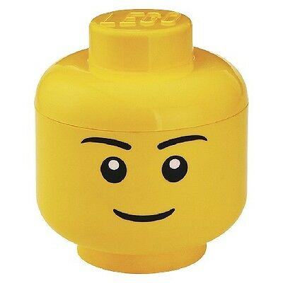 LEGO Small Storage Boy Head