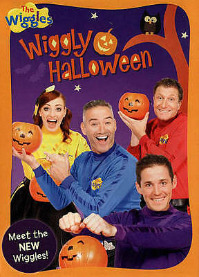Wiggly Halloween 2013 kids Wiggles television special, new DVD, PBS, educational