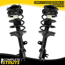 Front Complete Struts / Shocks & Coil Springs w/ Mounts for 05-10 Kia Sportage