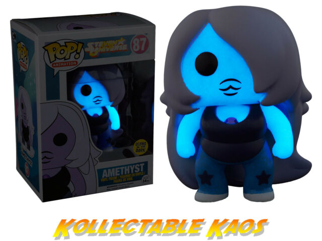 Steven Universe - Amethyst Glow in the Dark Pop! Vinyl Figure