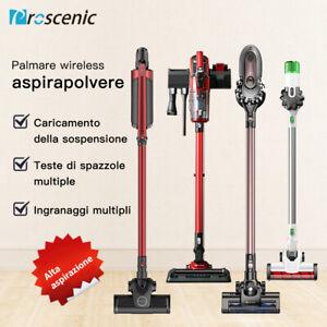 Proscenic-Aspirapolvere-Senza-Fili-Senza-sacco-2-In1-Auto-case-Scopa-Elettrica
