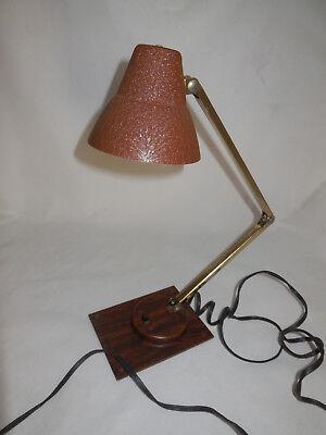 Vintage 60s Tenson Lamp Desk, Tensor Desk Lamp Parts