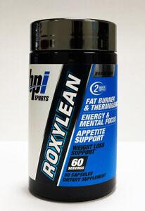 BPI Sports Roxylean Fat Burner & Weight Loss 60 caps