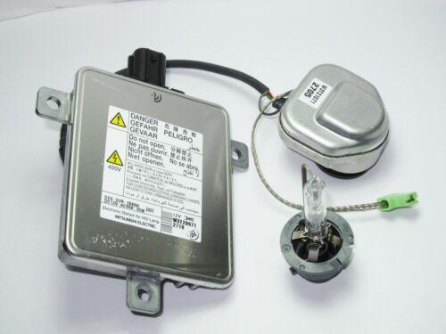 New OEM Acura TSX TL Xenon Ballast Control Unit ECU HID Igniter and D2S bulb Kit