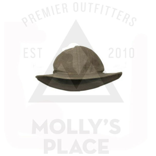 Buy Avery Outdoors GHG Heritage Waxed Cotton Boonie Cap Hat Brown ... 8e1c655c49e