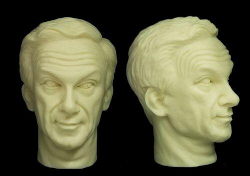 1//6  Scale Custom Jonathan Harris Dr Zachary Smith Figure Head Lost In Space
