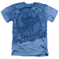 Dokken Back For The Attack Crest Heather T-shirt All Sizes
