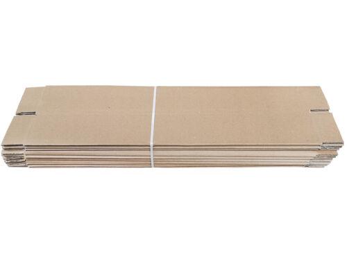 carton 550x85x85mm einwellig Cartons Boîte//POSTE 10 pcs
