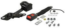 MK1 GOLF CABRIO **EX** Rear 3 Point inertia seatbelt, Mk2 Golf in black