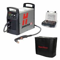 Hypertherm Powermax 65 Plasma Cutter W/25' Hand Torch Pkg (083270) on sale