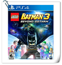 PS4 LEGO BATMAN 3: BEYOND GOTHAM PlayStation Warner Home Video Games Action