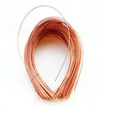 10Pc HEADBAND HAIR HAIRBAND Copper Steel Thin Wire Embryo For Finding Make DIY