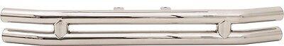 Smittybilt JB44-FNS Tubular Front Bumper Stainless Steel for 76-06 CJ & Wrangler