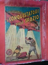 ALBO D'ORO AUDACE-1945 n° 8 -i conquistatori dello spazio  LIRE 10 -no albi TEX