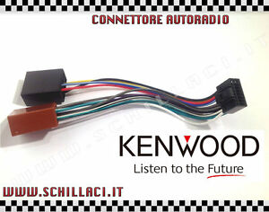 Connettore-adattatore-ISO-autoradio-KENWOOD-16-pin-22x10-mm-car-stereo