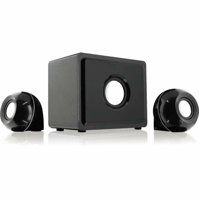 GPX HT8B Home Theater Speaker System