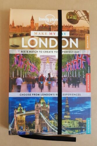 1 of 1 - Lonely Planet Make My Day: London