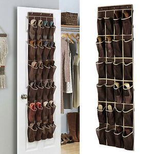 24 h ngeaufbewahrung schuhregal wand tasche t rgarderobe h nger skubb organizer ebay. Black Bedroom Furniture Sets. Home Design Ideas