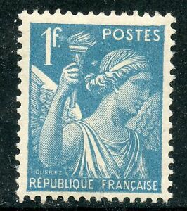 STAMP-TIMBRE-FRANCE-NEUF-N-650-TYPE-IRIS