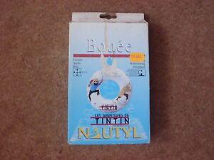 Tintin-1993-TINTIN-Swimming-Ring-by-Nautyl-New-rare