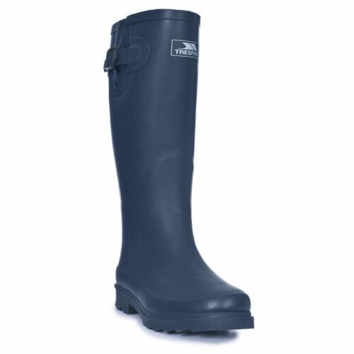 Trespass Damon Ladies Waterproof Wellington Rubber Boots Wellies