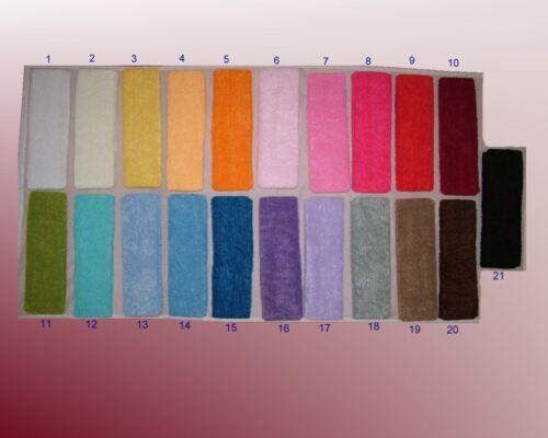 Stirnband HEADBAND Schweißband  SPORT FASCHING PARTY 25 Farben  NEU