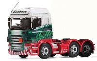 Corgi Truck Scania R Highline 6x2 Cab Unit Eddie Stobart(charlotte) Pj11 Avz