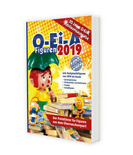 Der brandneue O-Ei-A Figuren 2019 - Figuren, Puzzle uvm. auf 608 Seiten! NEU!!!