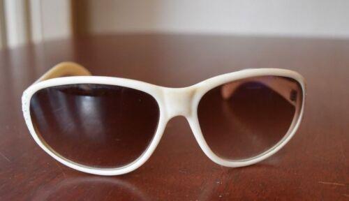 Sunglasses Dynasty TV Series Ivory Iridescent Gem