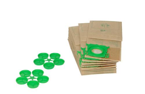 Sebo Air-beltc 1 Service Box 6109 er 10 sacchetti di filtro con Micro FILTRO IGIENICO