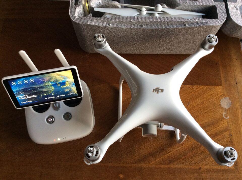 Drone, DJI PHANTOM 4 PRO PLUS +
