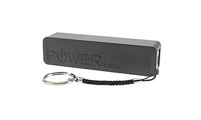 BATTERIE PORTABLE POWERBANK POUR IPHONE SAMSUNG SONY NOKIA LG IPAD TABLETTE NOIR