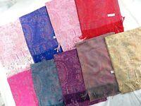 $4.65/each, Lot Of 15 Wholesale Bulk Pashmina Shawl Warp Scarves Women Fashion