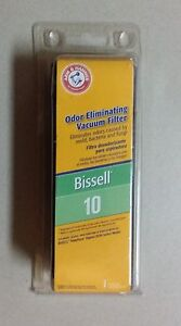 NEW-Arm-amp-Hammer-Bissell-odor-eliminating-Vacuum-Filter-10-FAST-SHIPPING
